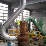 Se inician los trabajos de la obra: «Mejora de la Captación  de Agua en el embalse de Rosadoiro y ETAP DE SABÓN. Ayuntamiento de Arteixo.